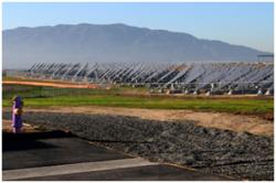 Solar plant at WRCRWA