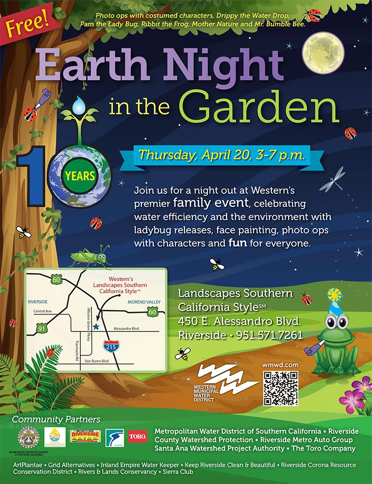 Earth Night 2017
