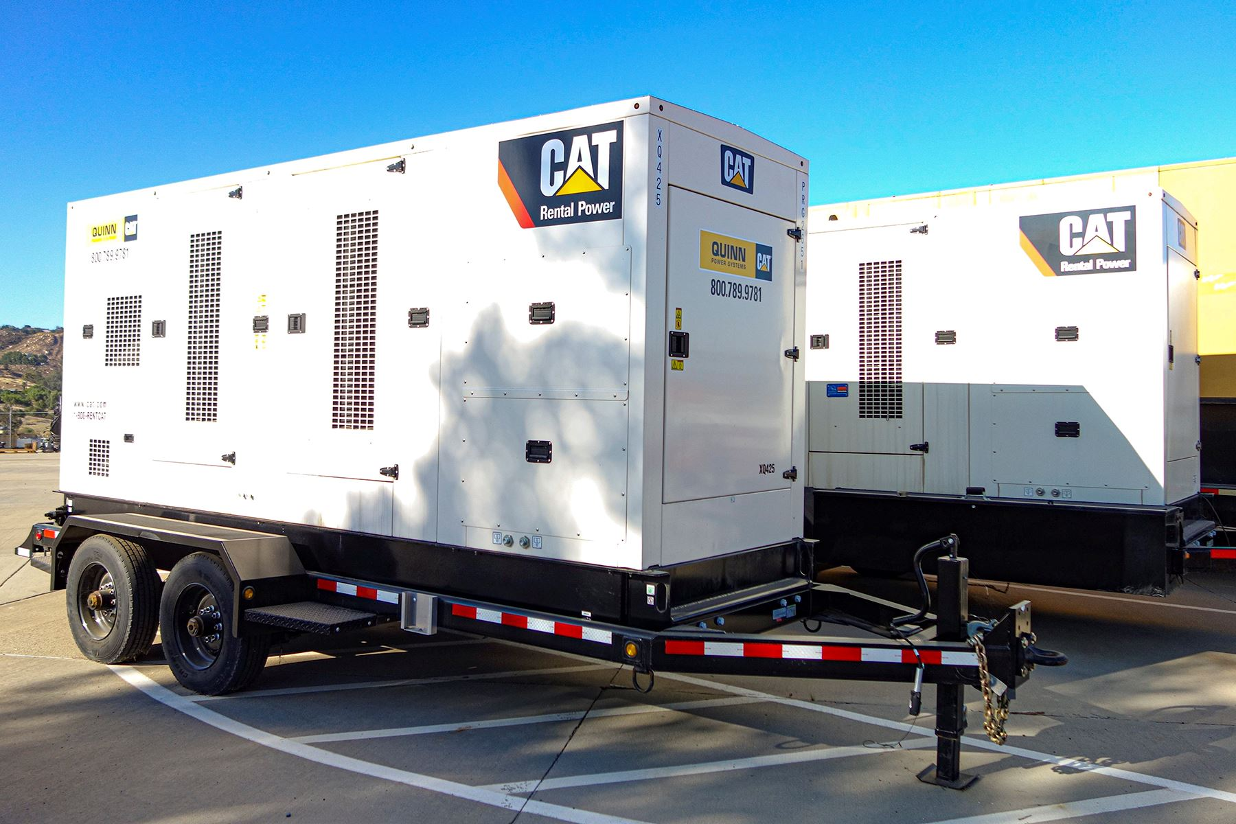 Western has backup power generators available to deploy to key facilities during an outage.