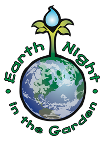 Earth Night in the Garden